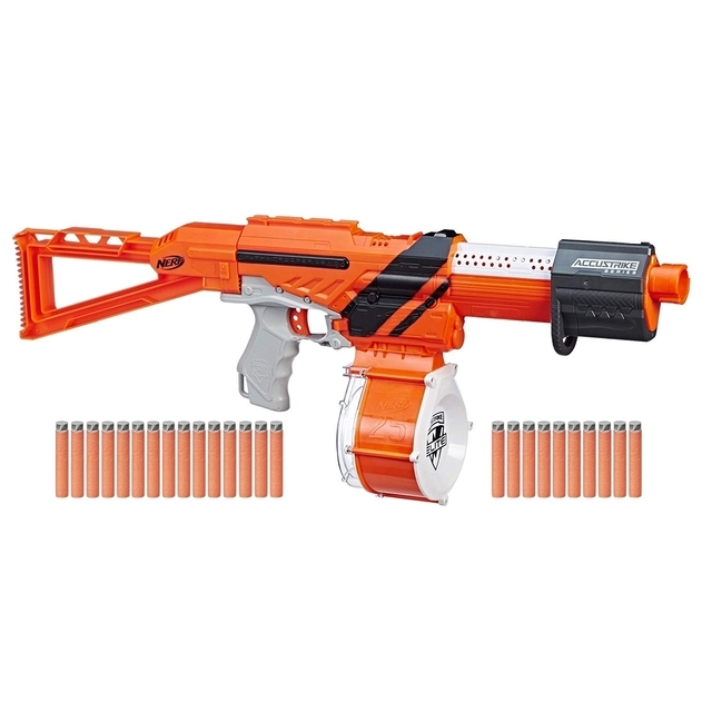 Nerf N-Strike Elite AccuStrike AccuTrooper without packaging