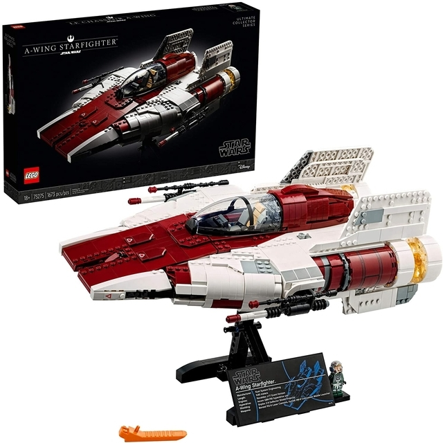 75275 LEGO Star Wars A-wing Starfighter