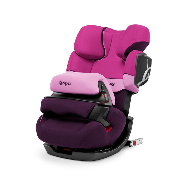 Cybex Juno 2-fix Rain Isofix Car Seat Purple