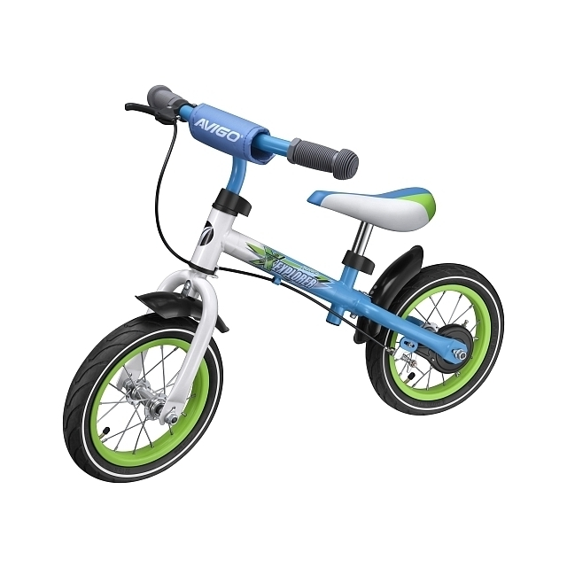 Solex Balance Bike Explorer Blue 12 дюймов