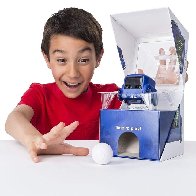 Boxer Interactive A.I. Robot Toy with Personality & Emotions