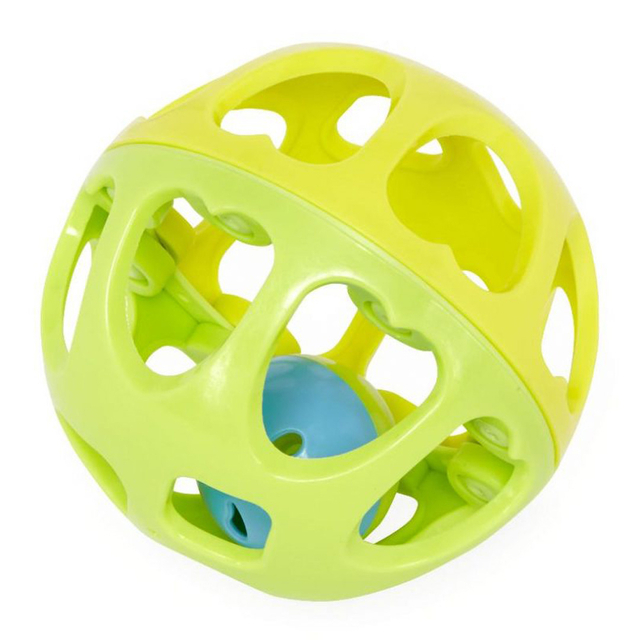 Babies Sensory Rattle Ball Toy With Sound3