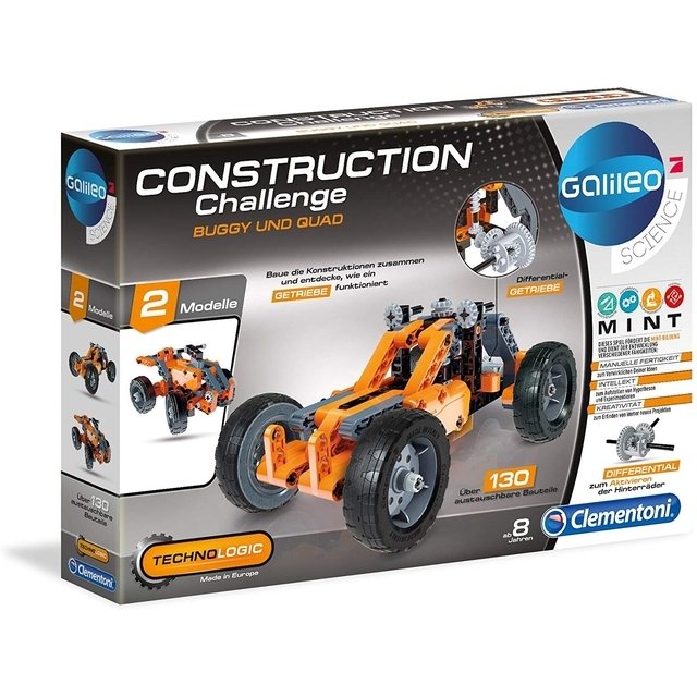 Clementoni Science Galileo - Buggy and Quad