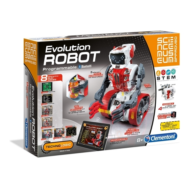 Clementoni evolution robot 61282
