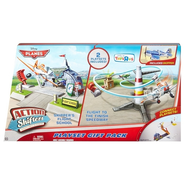 Disney Planes Playset Gift Pack