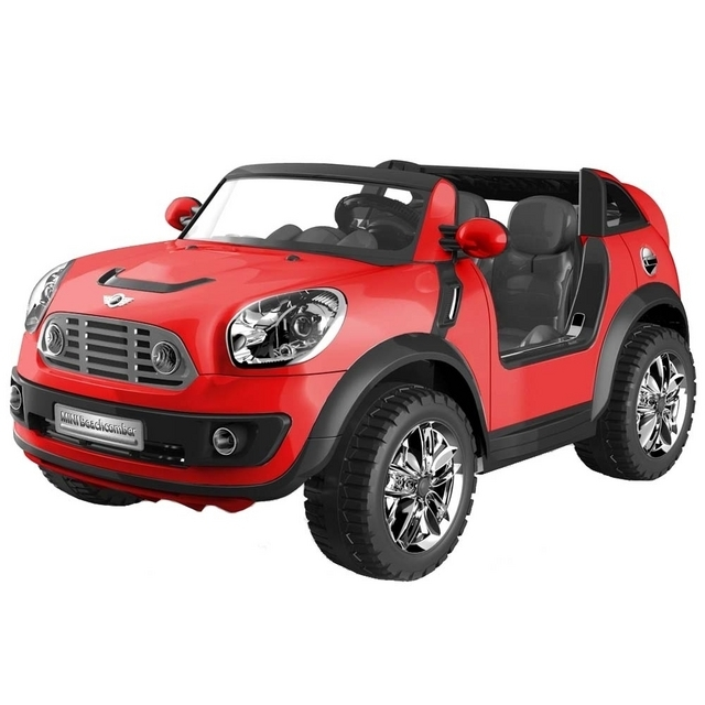 12V Mini Beachcomber in Red
