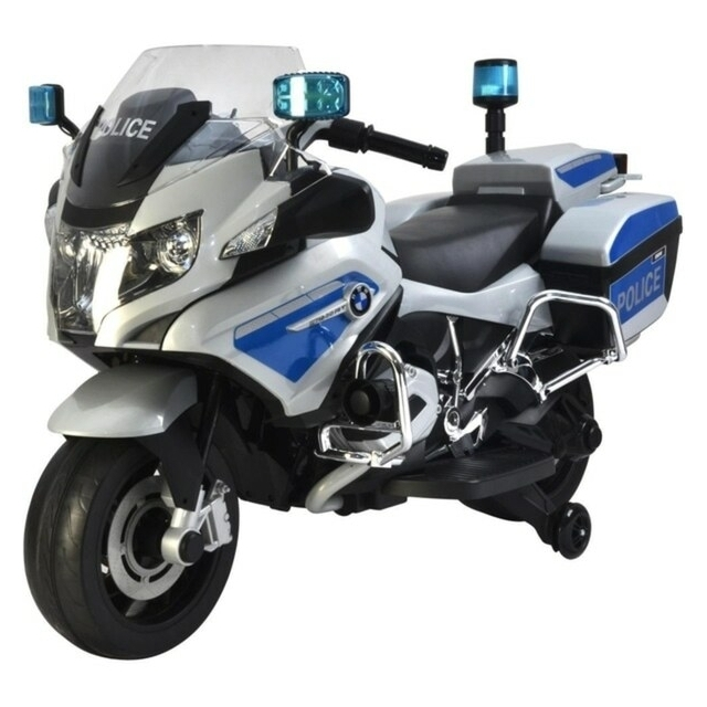 6V BMW Police Motorcycle Electric Ride On