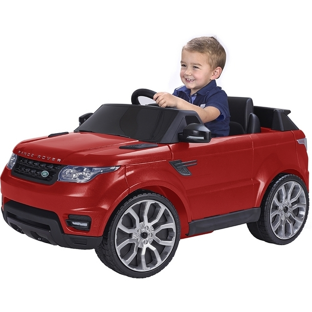 6V Range Rover Sport with Remote Control