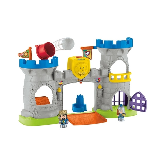 Fisher-Price Little People Mighty King's Castle