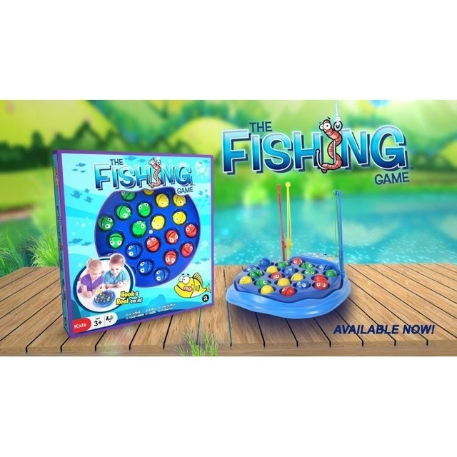 Chad Valley Fishing Game