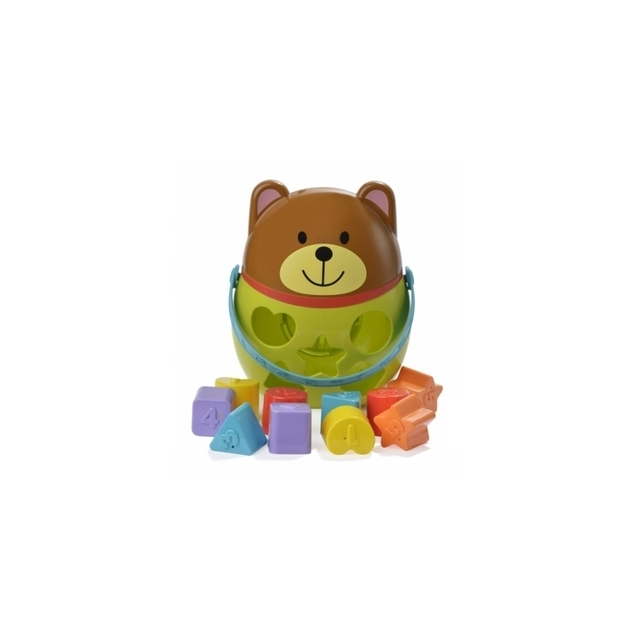 Britton bear shape sorter