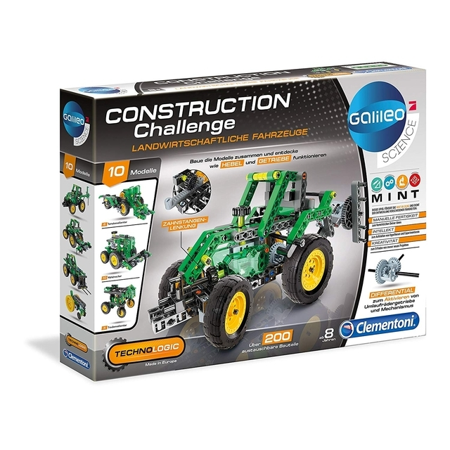 Galileo Construction Challenge - Agricultural Vehicles 59010