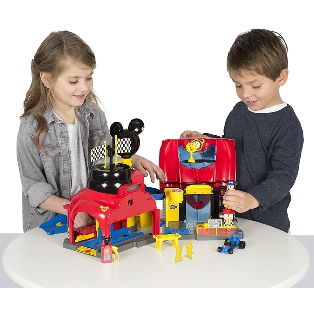 Disney Junior Mickey Mouse and the Roadster Racers Garage
