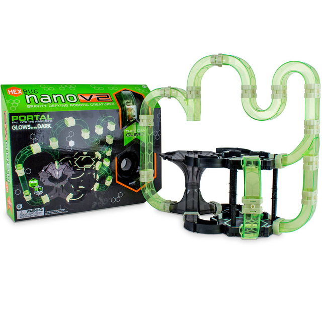 HEXBUG Glow in the Dark Portal Playset