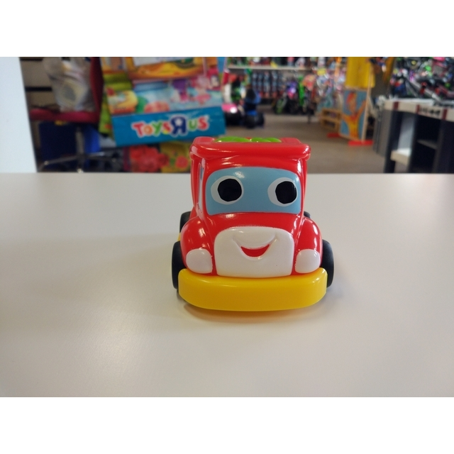 Zoom City Pull-Back Cars Red