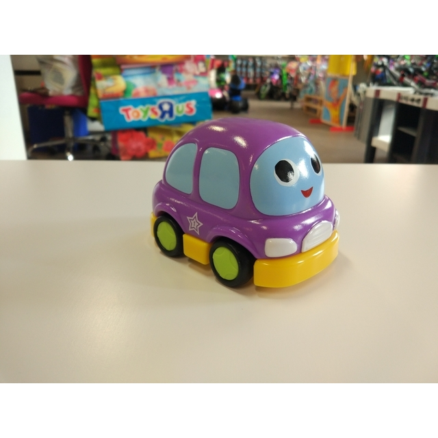 Zoom City Pull-Back Cars Vio