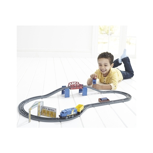 Imaginarium Express 16 Piece Power Rails Starter Set