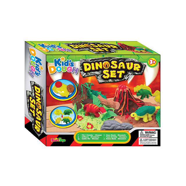 Kid's Dough Dinosaur Set 11681