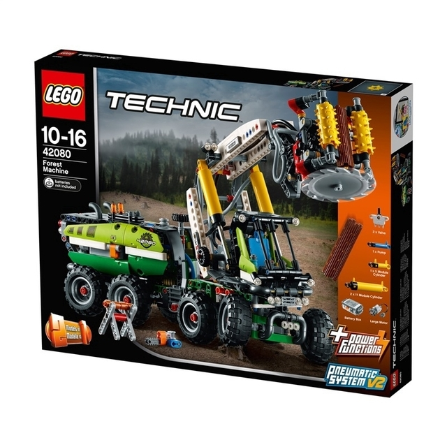 42080 LEGO TECHNIC Forest Machine