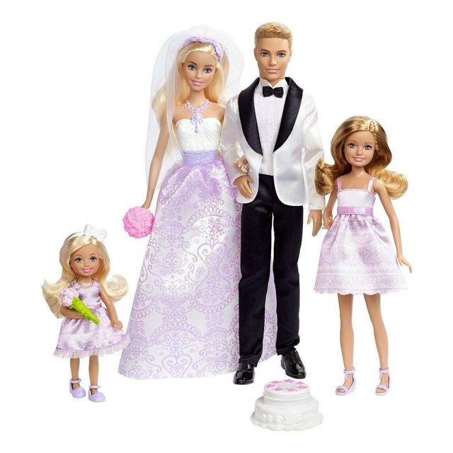 Barbie Pizza Making Doll & Playset