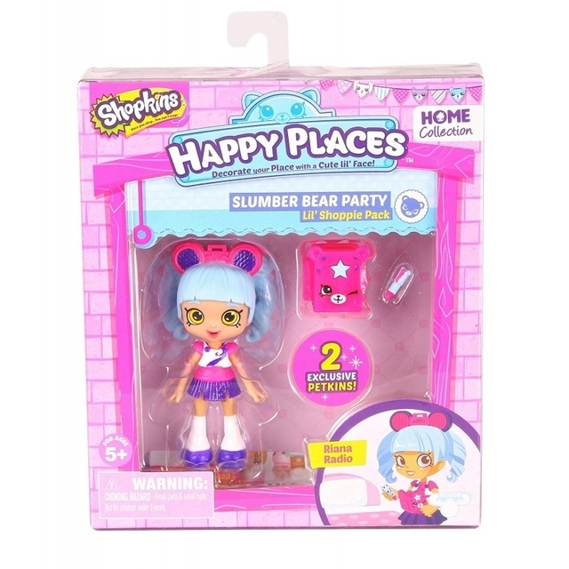 Shopkins Riana Radio