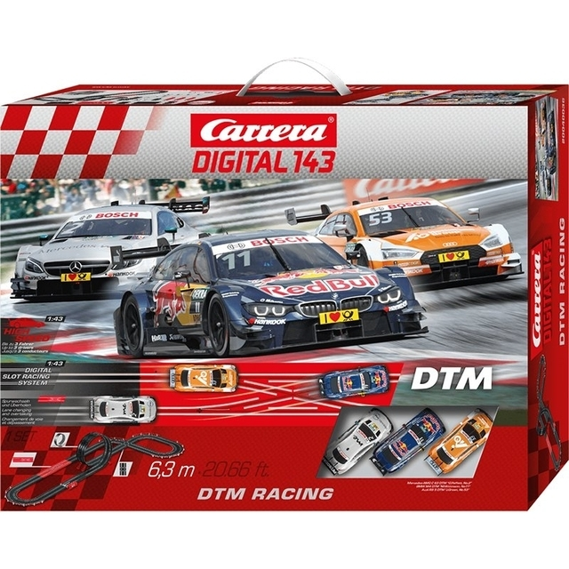 Carrera DIGITAL 143 40036 DTM Racing Set