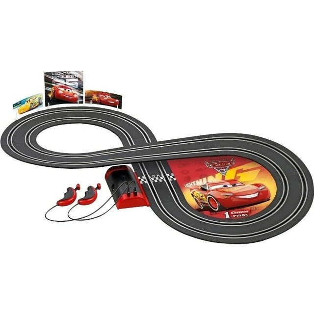 Carrera FIRST Slot Car and Track Set Cars 3