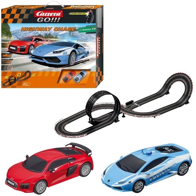 Carrera Go Highway chase 20062430