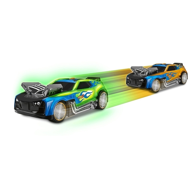 Hot Wheels Hyper Racer Twinduction