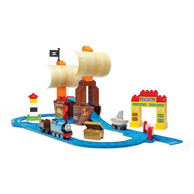 Mega Bloks Thomas & Friends Sodor's Legend of the Lost Treasure Building Set