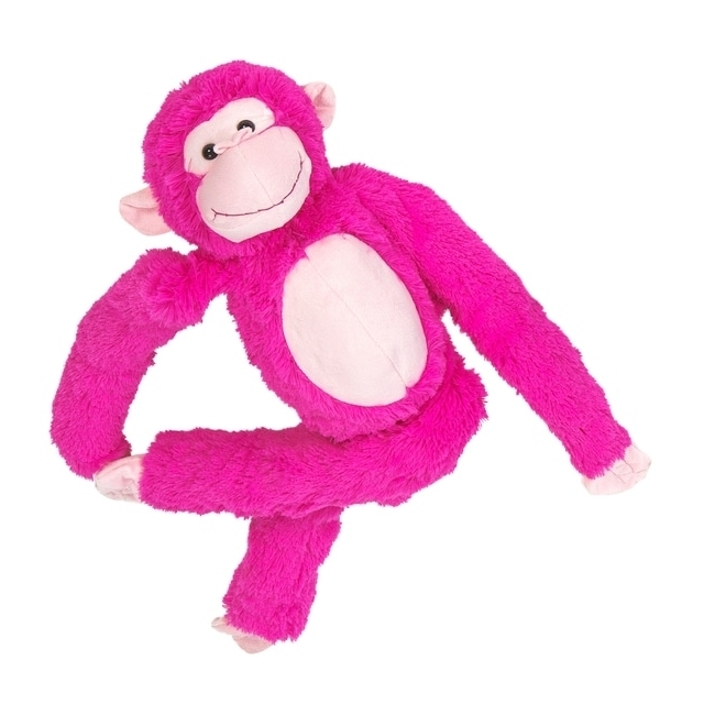 Softies Cheeky monkey Pink