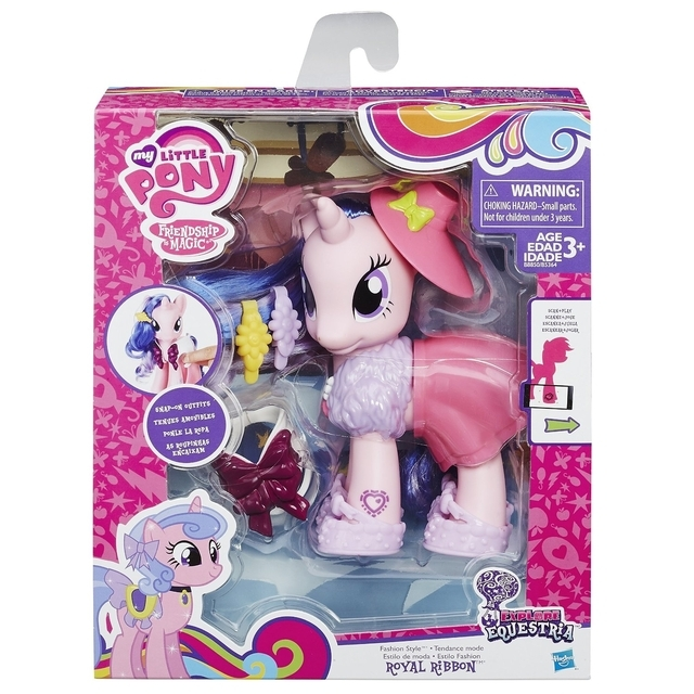 My Little Pony Friendship Is Magic Fashion Style Royal Ribbon