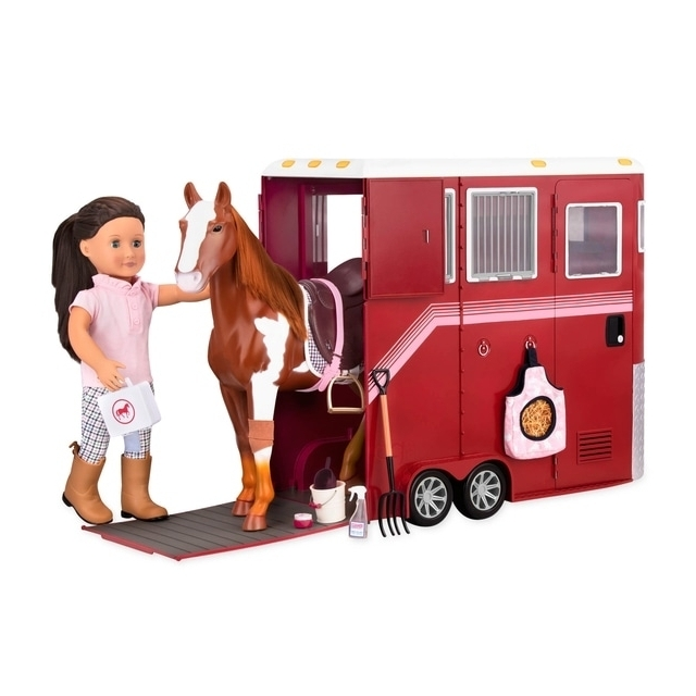 Order Our Generation Horse Trailer