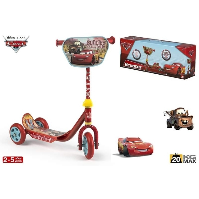 Disney Pixar CARS 3 Wheel Scooter