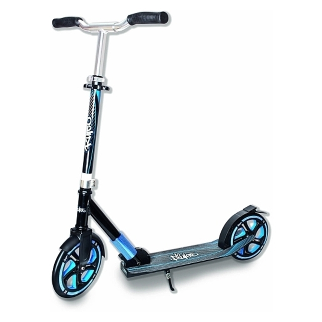 No Rules - Alu Scooter 230mm, blau