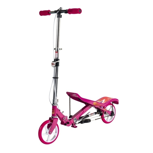 Space Scooter Pink