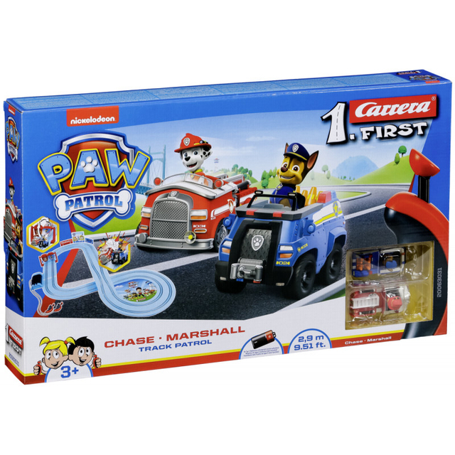 FIRST PAW PATROL - Track