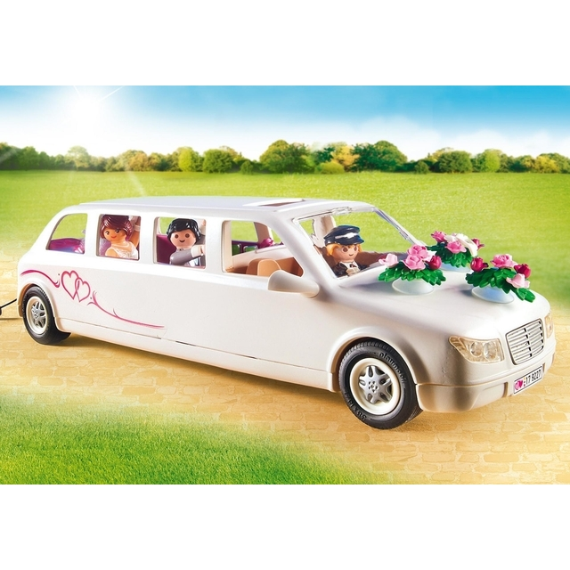 Wedding Limo - 9227 - PLAYMOBIL
