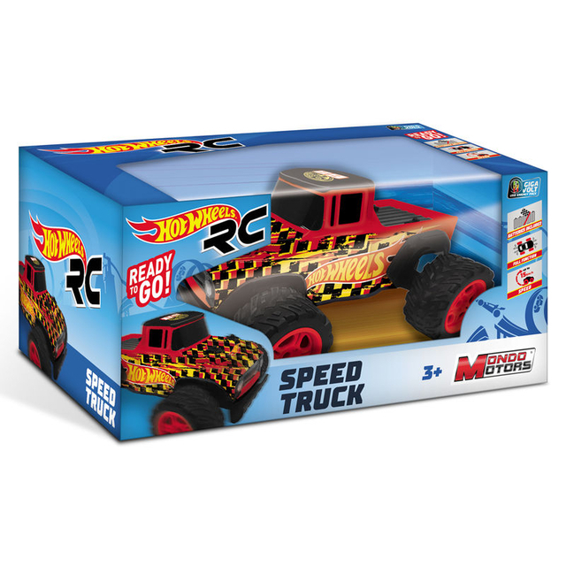HOT WHEELS RC Speed Truck