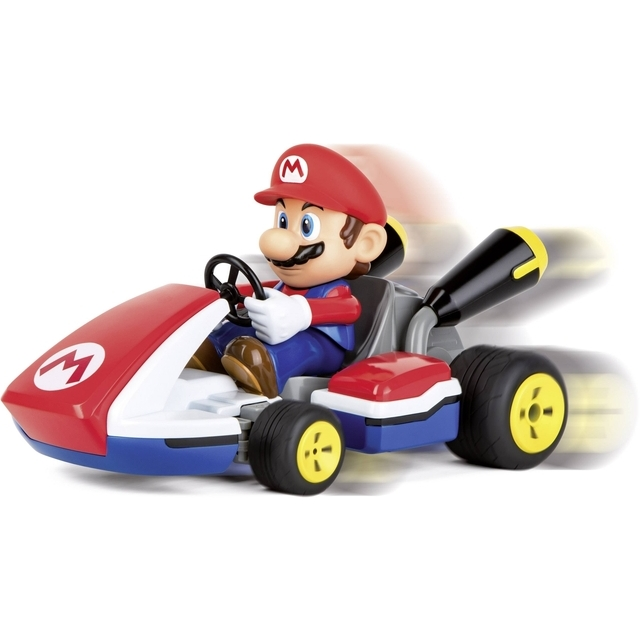 Mario Kart Radio Control Car CARRERA RC