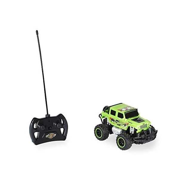 RC FL Jeep Wrangler Rubicon