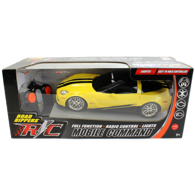 Road Rippers: R/C 1:16 Classic Muscle Cars