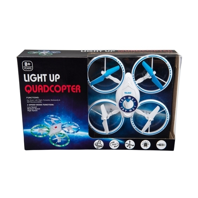 Light Up Quadcopter