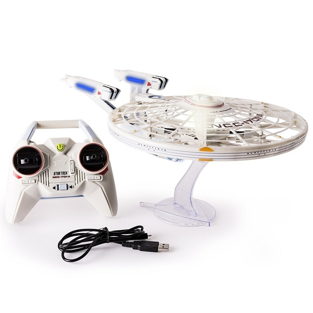 Air Hogs Star Trek U.S.S Enterprise NCC-1701-A