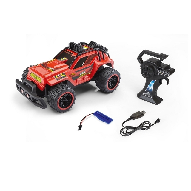 Revell RC Truck Red Scorpion 27 MHZ green/blue