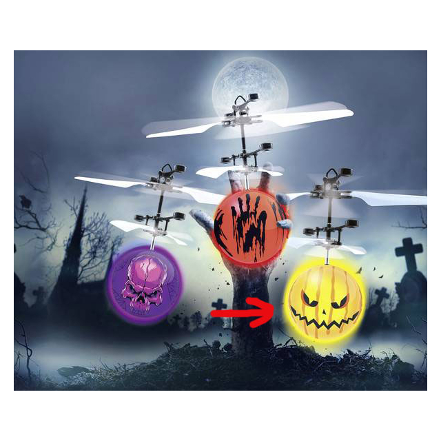 Revell Control RC model helicopter Monster Ball gelt