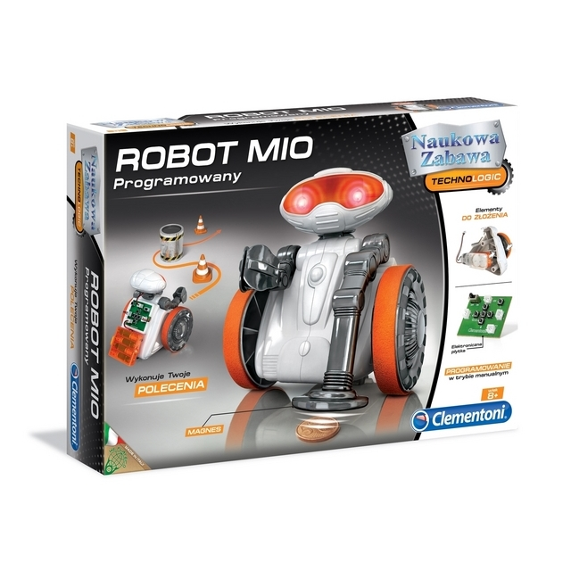 Clementoni Science & Play Mio the Robot