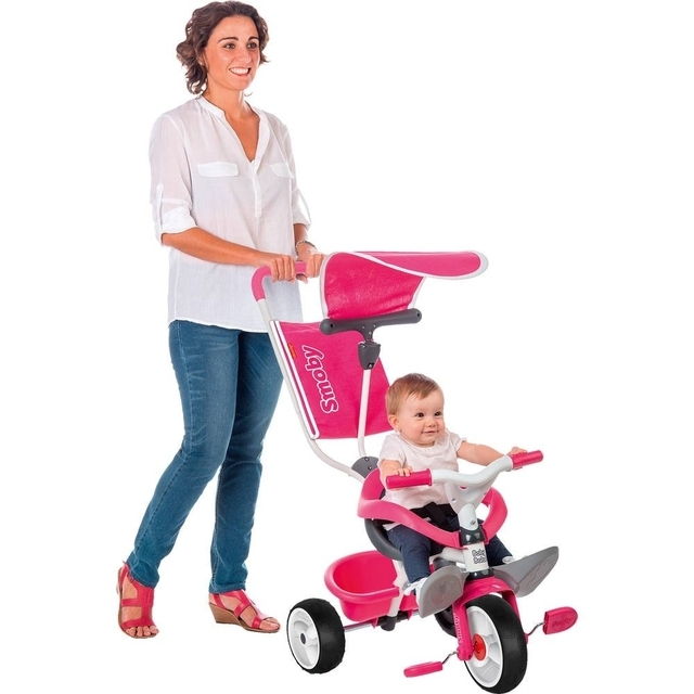 SMOBY Baby Balade 3 in 1 pink
