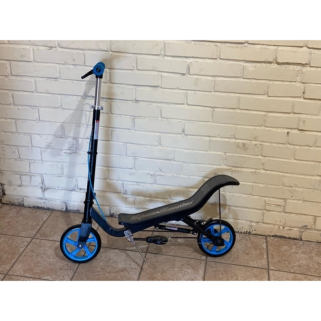 Scooter Space Scooter BLUE (выставка)