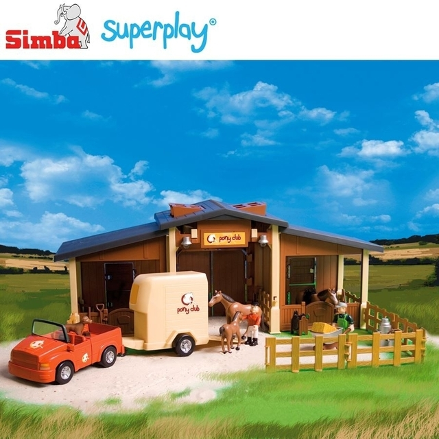 Simba Superplay Pony Club